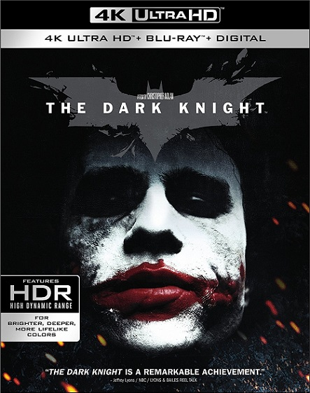 The Dark Knight IMAX 4K (Batman: El Caballero de La Noche 4K) (2008) 2160p 4K UltraHD HDR BluRay REMUX 57GB mkv Dual Audio DTS-HD 5.1 ch