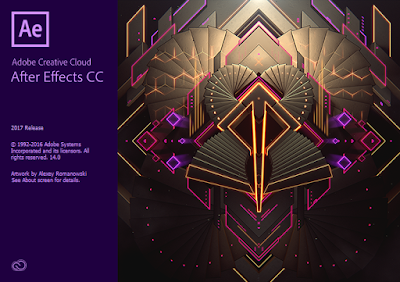 Adobe After Effects CC 2017 v14.0.1 for MacOS + Element 3D 2.2.2.2147