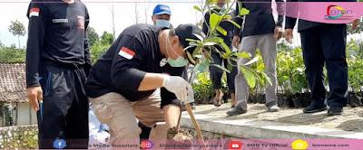 Rembang,Kabupaten Rembang,Bupati Rembang,Wakil Bupati Rembang,Tagana,HUT Tagana,pohon,Bencana alam,relawan,sosial