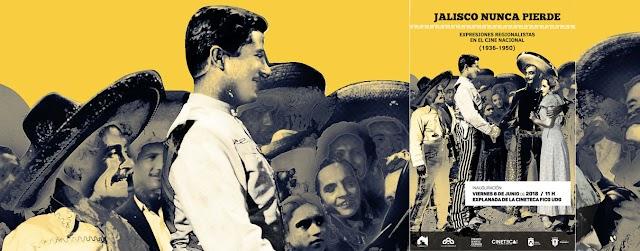 Gobierno de Zapopan y CINETECA FICG de la UDG  inaugurarán la exposición fotográfica 'Jalisco nunca pierde'.