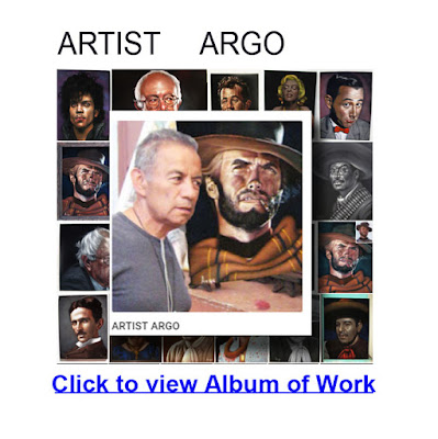Album of art by artist Argo