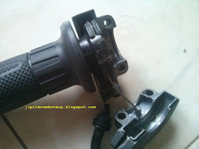 kabel gas standar njmx