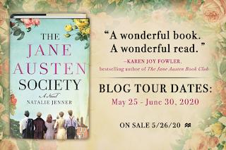 Blog Tour: The Jane Austen Society by Natalie Jenner