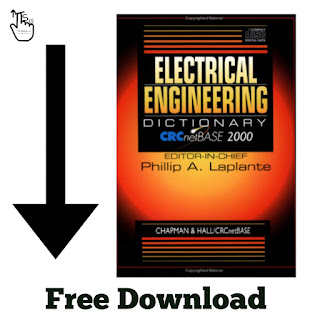 Free Download PDF Of Electrical Engineering Dictionary