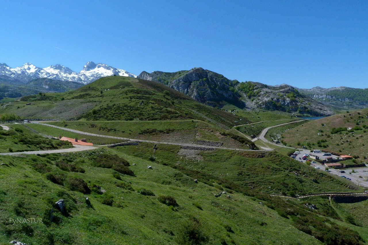 Desde el Mirador del Principe - Picos de Europa - Asturias