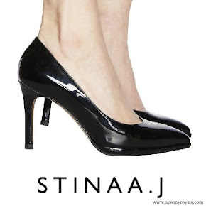 Swedish Princess Sofia Stinaa J. Elsa Pumps
