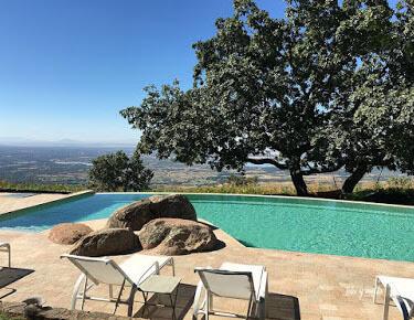 Hoteles rurales verano 2020 piscina Nabia