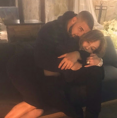 WOW! CHECKOUT THE 100K TIFFANY DAIMOND NECKLACE DRAKE BOUGHT FOR JENNIFER LOPEZ