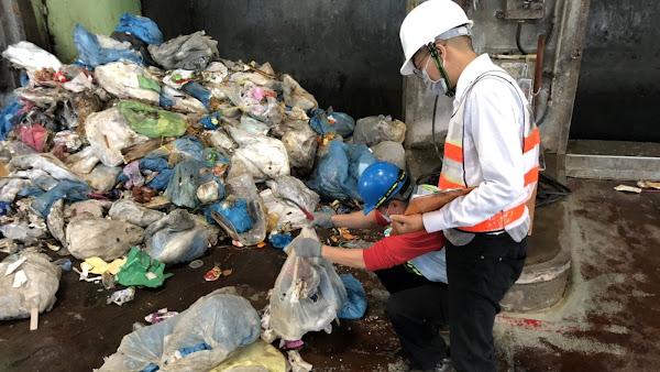 彰化縣拚垃圾減量 焚化廠進廠量比去年減1075公噸