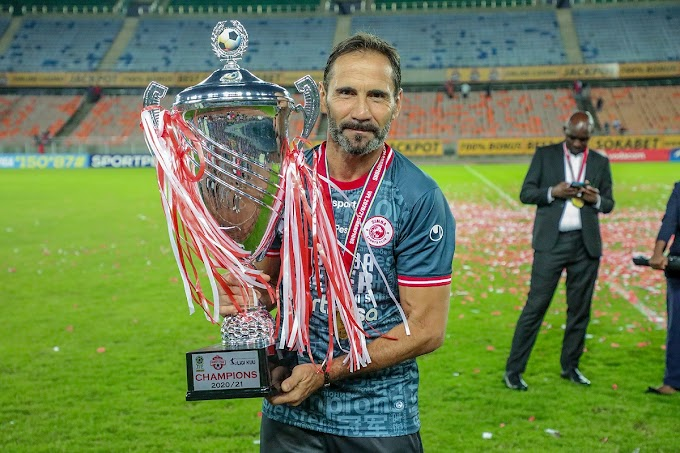 Gomes thanks players and leadership for the great success in this season