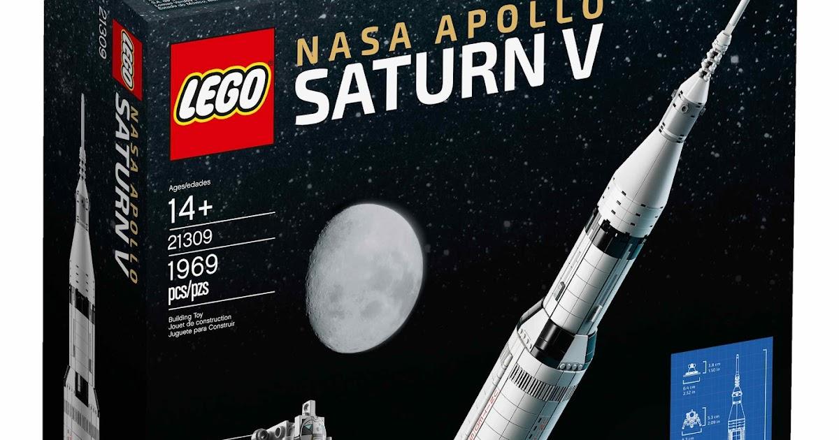 Gossip280417 Pictures Saturn And Art Lego 21309 Box Nasa Apollo V OPw0nk