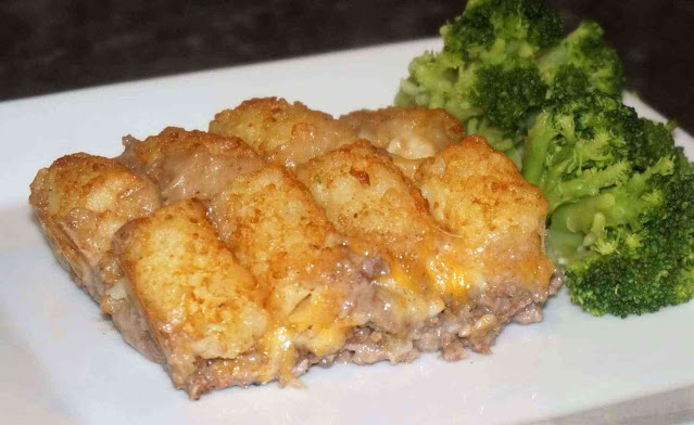 Make-Ahead Tater Tot Casserole