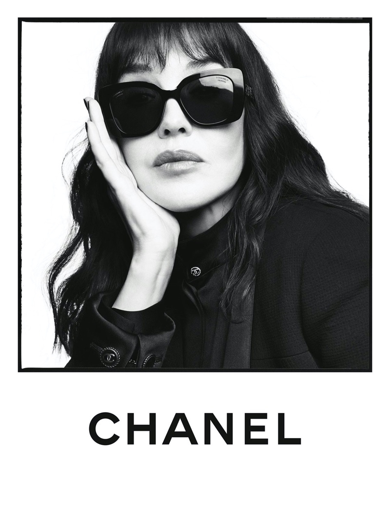 Isabelle Adjani fronts Chanel Eyewear spring-summer 2020 campaign