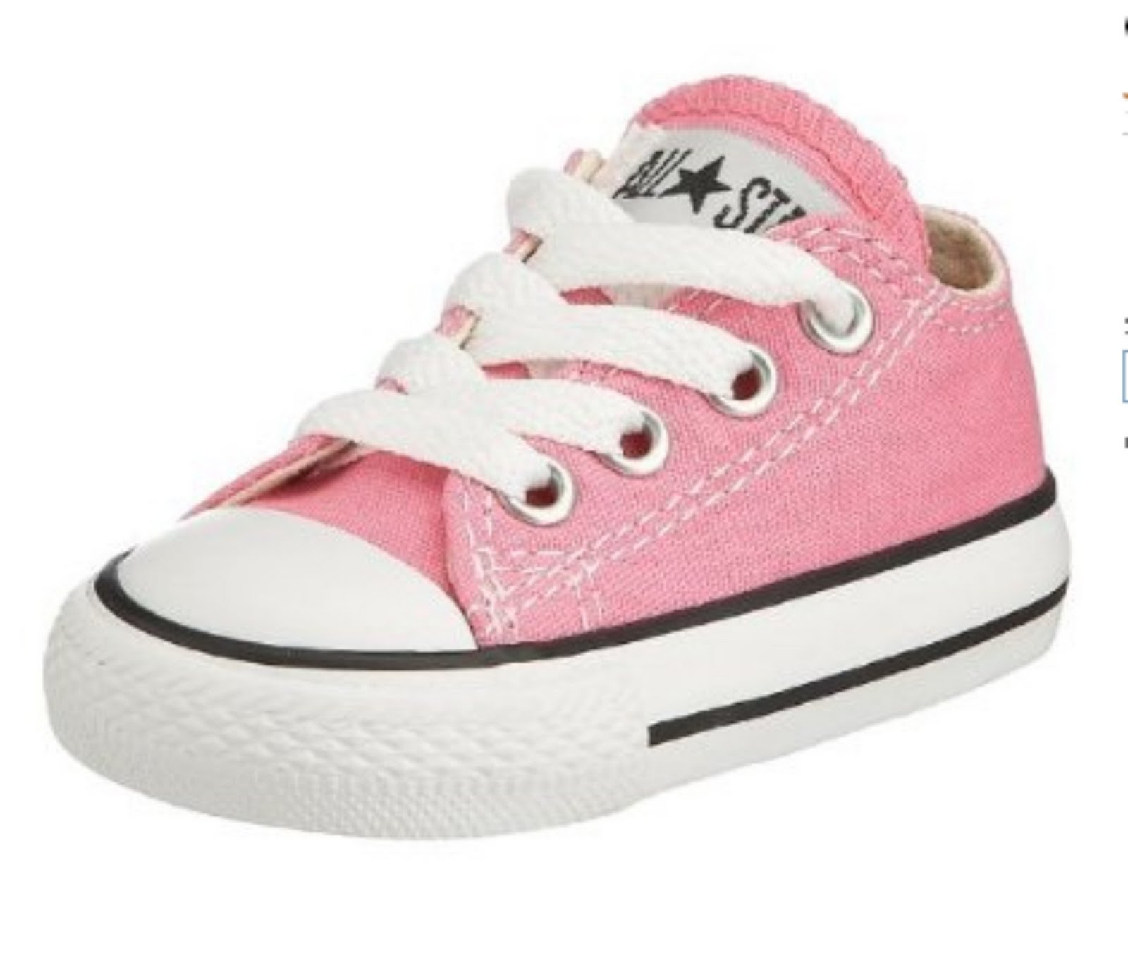 Chic Toddler: Girl Sneakers