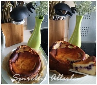 kuchen torten mini quarkkuchen mit frechen fr chtchen. Black Bedroom Furniture Sets. Home Design Ideas