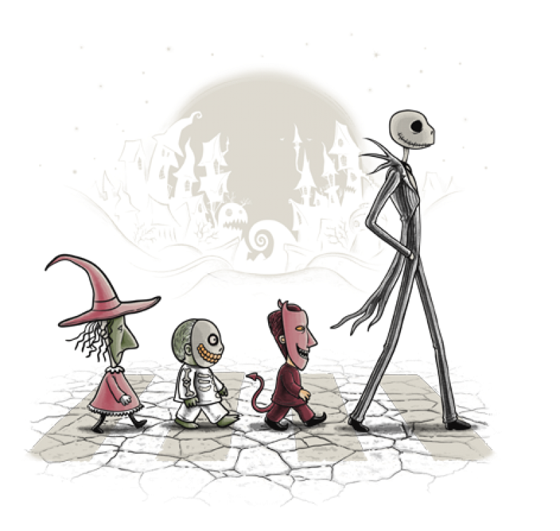 The Witches Closet.: The Nightmare Before Christmas This