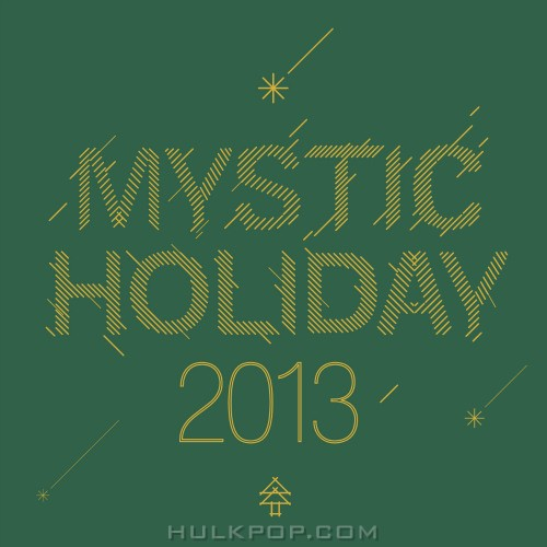 Various Artists – Mystic Holiday 2013