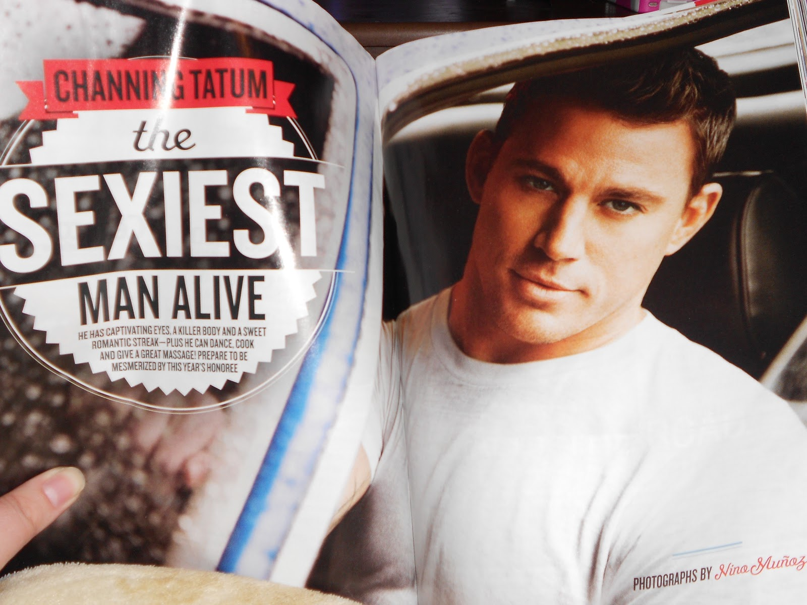 peoples sexiest man alive - HD1600×1200