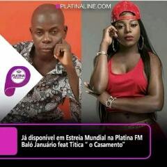 Baló Januário feat. Titica - O Casamento (2020) [Download]