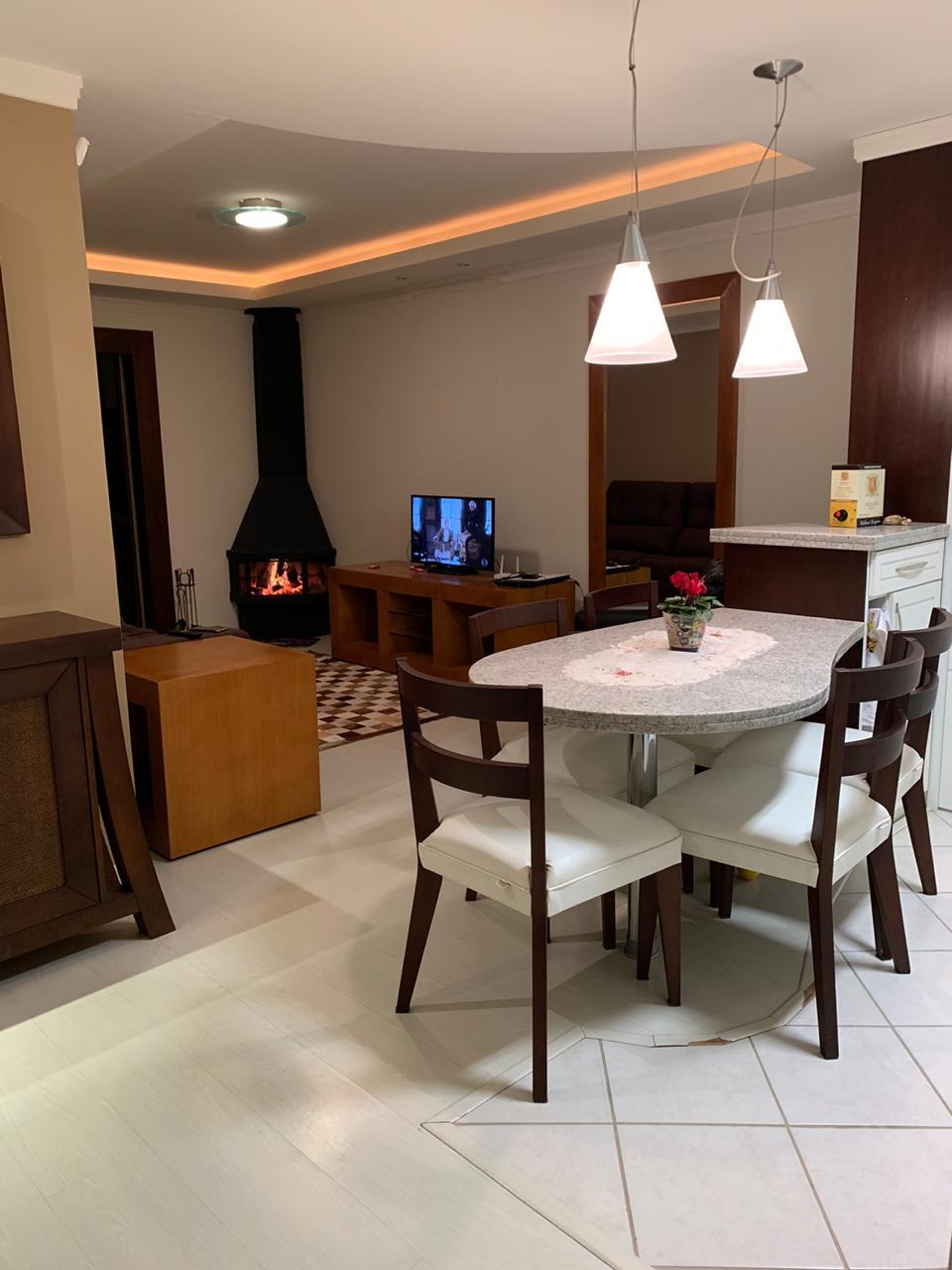 Aconchegante apartamento para temporada em Gramado