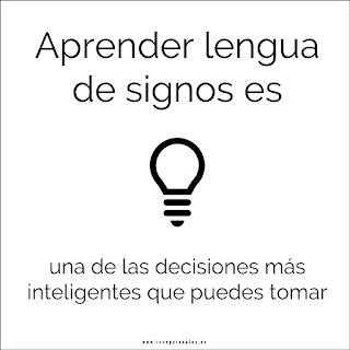 Aprender lengua de signos es una de las decisiones más inteligentes que puedes tomar