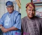Happy birthday to one of the yoruba film legends kunle afolayan celebrates adebayo salami