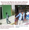 Inseguridad en el barrio de Jesús