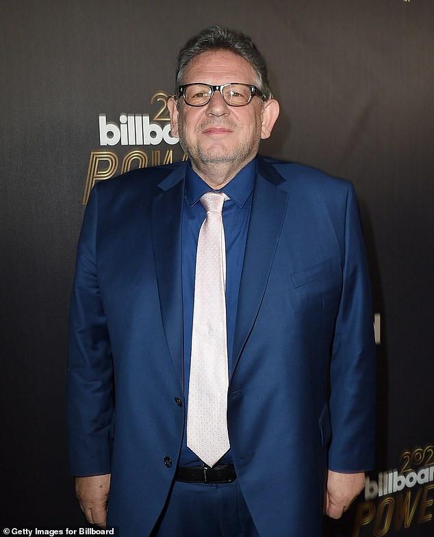 Universal Music Group head Lucian Grainge hospitalized after testing positive for coronavirus