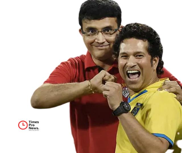 Ganguly Uncovers Tendulkar's Secret, Reveals Master Blaster's Biggest Weakness
