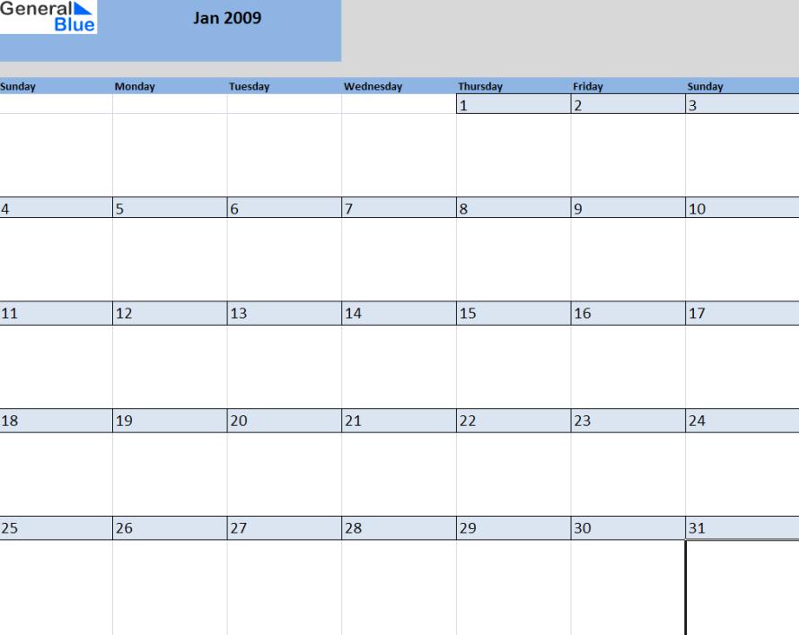 Month Calendar Generator Advanced Calendar Creator Time And Date Month Year Calendar Template Calendar Template 2016