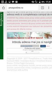 Mengakses Situs Terblokir Internet Positif Dengan Proxy Online