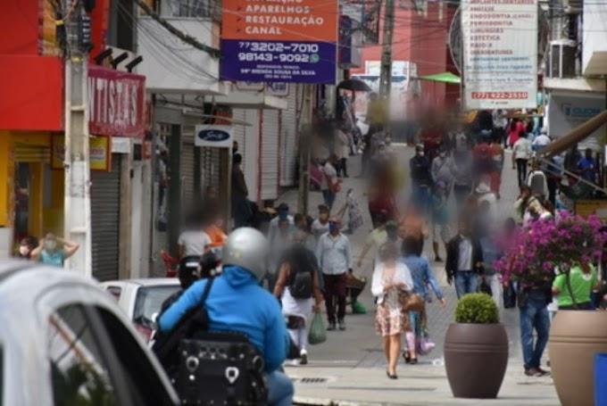 DENÚNCIA | Mais de 500 pacientes com suspeita para COVID-19 não cumprem isolamento em Vitória da Conquista