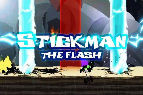 Stickman The Flash Mod Apk Unlimited Money Free Download