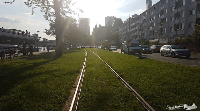 Rua Mankai, Frankfurt