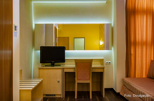 Apartamento do Hotel Best Western Amazon, Atenas
