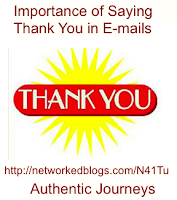 How to Say Thank You In Emails