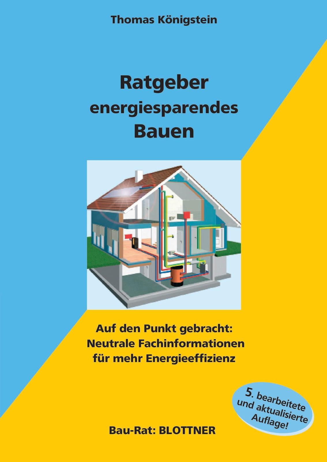 Einfach energiesparen ratgeber energiesparendes bauen for Energiesparendes bauen