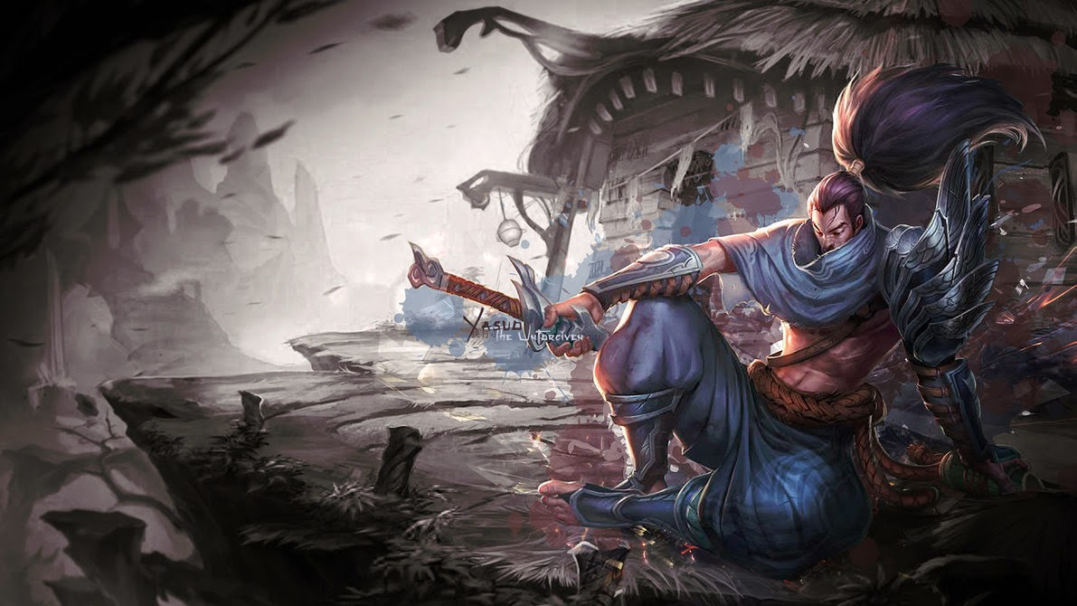 Yasuo  League of Legends Wallpapers