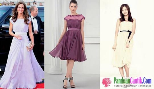 Gaun Pesta Malam Elegan Modern Dan Modis Ala Artis Hollywood - Tips Memilih Gaun Pesta Malam Prom Night Dress Elegan Modern Dan Modis