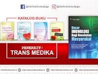 Buku Terbaru Terbitan Penerbit Trans Medika