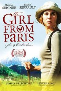 Poster The Girl from Paris
