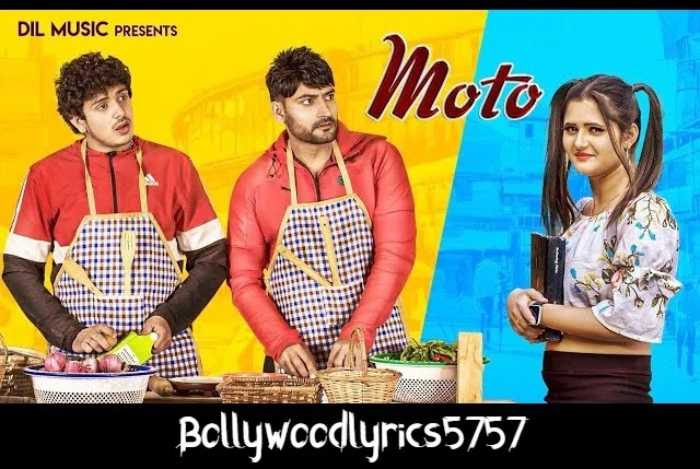 Moto Song Lyrics | New Haryanvi Song