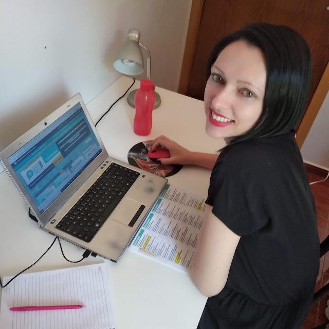 Eu no Personal Organizer Brasil 2020
