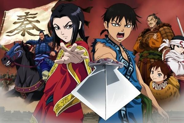 Kingdom BD (Episode 01 - 38) Subtitle Indonesia