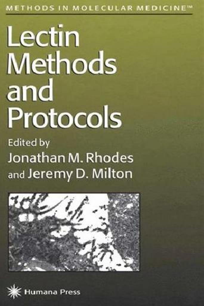 Lectin Methods and Protocols – Jonathan M. Rhodes