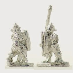 AG8 Heavy infantry warband (30 figs).