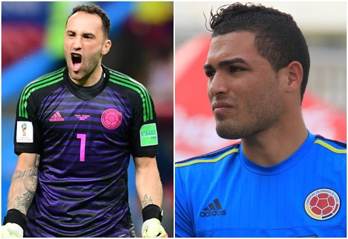 Calamidad familiar marginó a David Ospina del juego Colombia - Paraguay: ¿Lo reemplazará Montero?