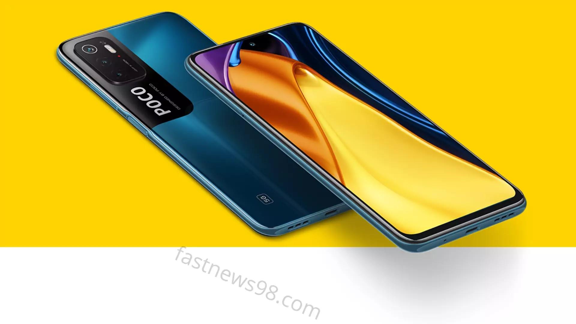Poco M3 Peo 5G Smartphones