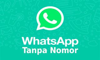 Whatsapp adalah aplikasi chatting paling populer saat ini. Whatsapp membutuhkan nomor telepon untuk membuat akun baru dan verifikasi. Berikut trip cara mendaftar whatsapp tapa nomor telepon.
