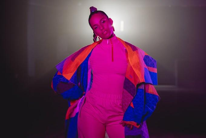 Video: Alicia Keys - Time Machine